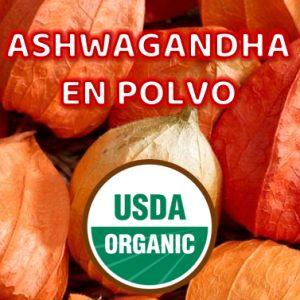 Ashwagandha Orgánica